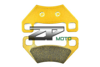 For ARCTIC CAT 700 TRV 2011-2012 650 H1 Mudpro 2010-2011 Front & Rear Brake Pads OEM New