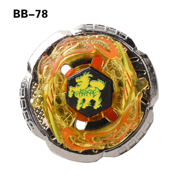 1 adet Monoceros Constellation Beyblade Launcher Olmadan Metal Fusion Topaç Fight Fusion BB78 4D # D